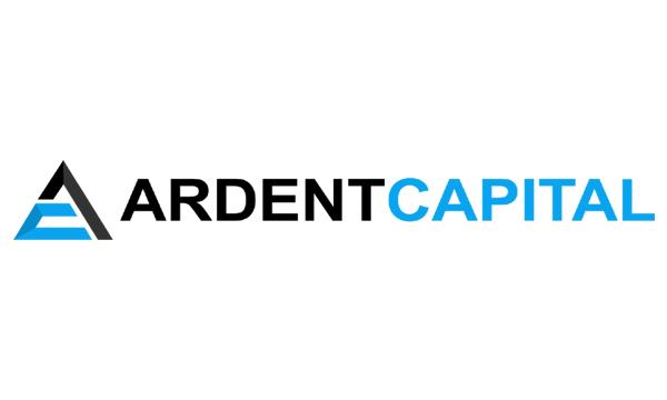 Ardent capital logo