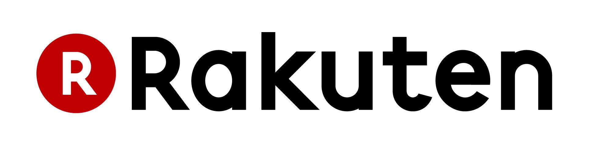 Rakuten logo global