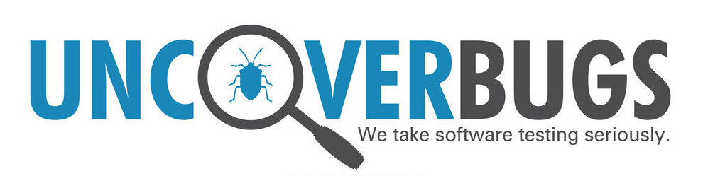 Uncover bugs logo